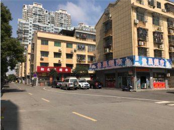 长沙市开福区水岸兰庭福城社区22片25栋1号_搜门面网
