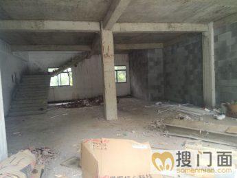 黄金旺铺庐山路400㎡空门面出租_搜门面网