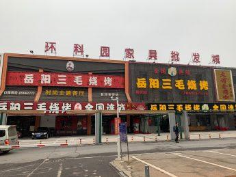 出租环保东路桃阳商业街50–1100㎡门面_搜门面网
