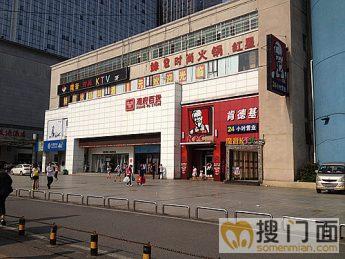 红星大市场门口超火爆800㎡火锅城优转_搜门面网