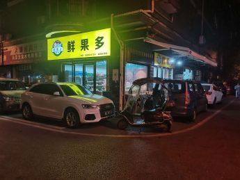 星沙湘绣城旺铺拐角45㎡水果店转让_搜门面网