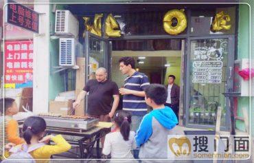 古田三路商业街70平米小吃店转让