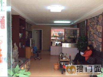 茶会小区临街美容院优价急转_搜门面网