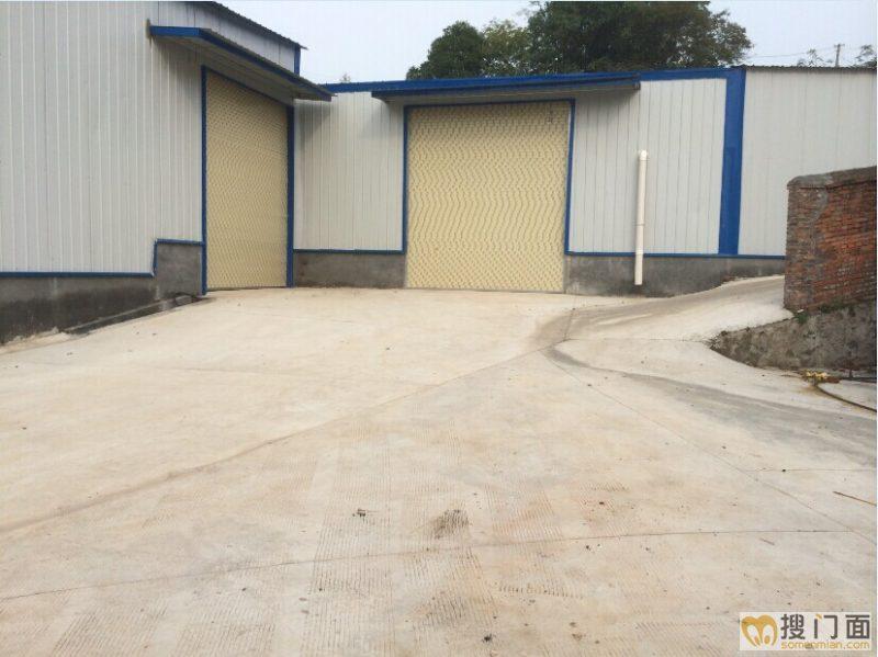 标准钢结构厂房(仓库)招租