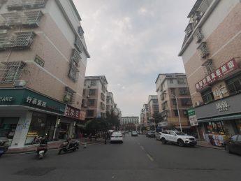 房东直租星沙城东小区90㎡毛坯临街门面_搜门面网