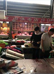 急转雨花区树木岭市场8㎡卤味老店
