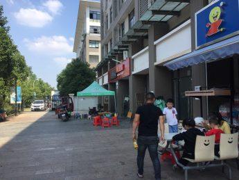 雨花區國際企業中心110㎡旺鋪門面出售或出租_搜門面網