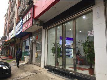 开福区月湖安置小区70㎡临街旺铺转让_搜门面网